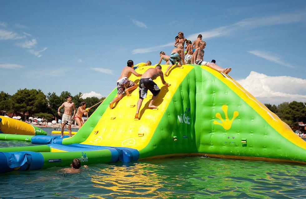 Kavos Aqua Park - Kavos Watersports - Kavos Water Activities - Fun During The Day In Kavos Corfu