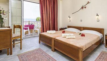 Erofili Hotel - Kavos Corfu Hotels - Kav