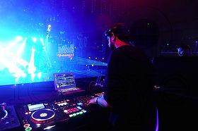 Marc Kinchen During Performance