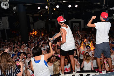 The Venue Night Club Kavos Frat Party