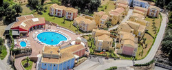 Kavos Rooms - Kavos Hotels - Kavos Accommodations - Olympion Village Hotel Kavos
