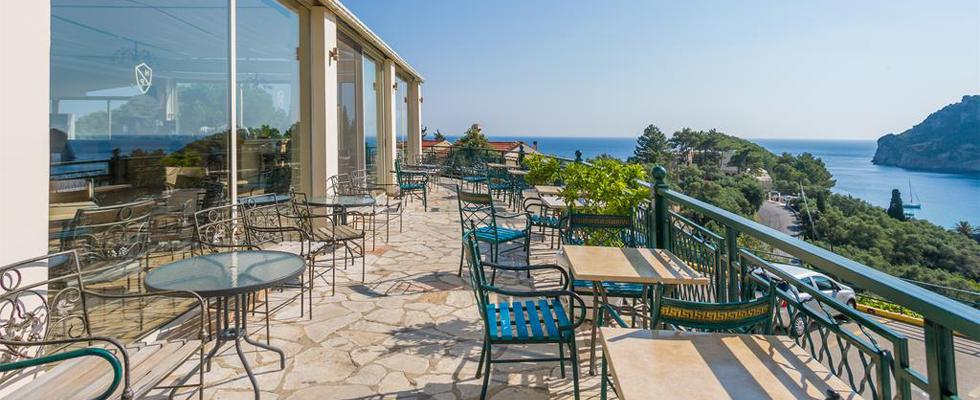 Paleokastritsa Accommodations - Paleo ArtNouveau Hotel - Places To Stay In Corfu - Best Hotels In Gr