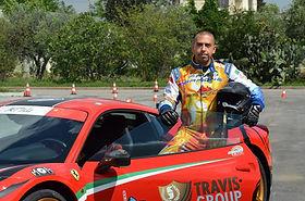 Fabio Barone Corfu 2018 | Ferrari Car Show Corfu | Passione Rossa Ferrari Club | Guinness World Record | Corfu Events 2018 | Kavos 2018 | Ferrari Corfu Island Tour