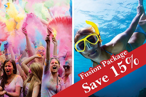 Kavos Fusion Package 2018