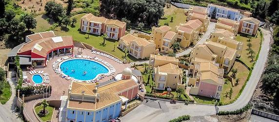 Kavos Quality Accomodations | Olympion Village Hotel | Kavos Corfu