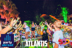 Kavos Clubbing Calendar - Kavos Nightlife - Kavos Events - Super Paint Party Kavos - Atlantis Club K