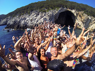 Kavos Cruises Booze Cruise