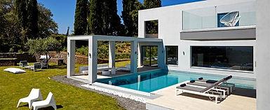 Villa Gino Corfu Town | Greek Luxury Villas | Summer Villas In Corfu | The Best Villas In Greece | Amazing Beach Villas In Corfu | Cheap Villas In Greece