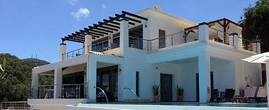 La Pearl Villa Messonghi Corfu | Private Luxury Villas In Greece | Amazing Summer Villas In Corfu | Best Accommodations In Messonghi | Villas On The Beach In Corfu