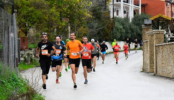 Kavos 2018 | 1st Arkoudilas Trail | South Corfu Runners Club