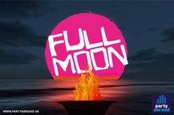 Full Moon Kavos - Atlantis Beach Venue Kavos Corfu