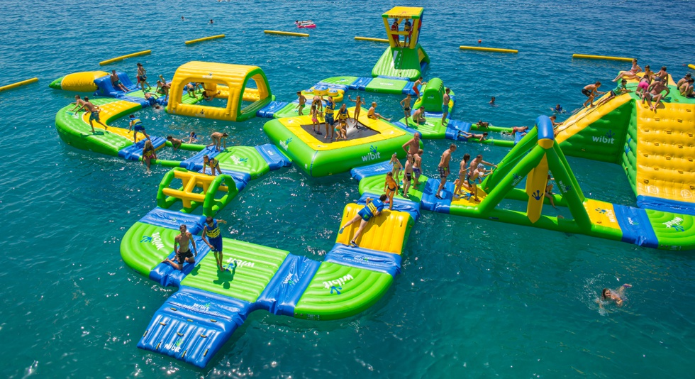 Water Activities in Kavos Corfu - Kavos Aqua Sports - Kavos Challenges - Fun In The Sun At Kavos Cor