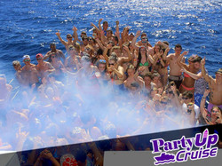 Kavos Party Boat - Kavos Events - Kavos Fun In The Sun - Party Up Cruise Kavos Corfu