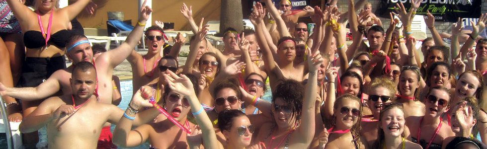 Baywatch Pool Party Kavos | Quayside Village | Kavos Epic Pool Parties