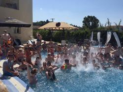Kavos - Kavos Parties - Kavos Pool Parties - The Island Pool Party - Kavos Pool Party Sundays - VIP