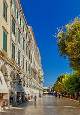 Discover Corfu Town Excursion Trip From