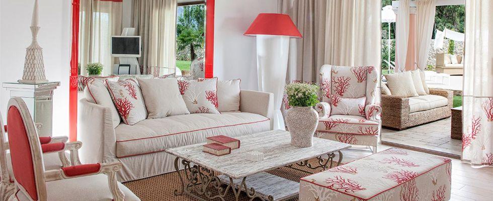 Corfu Villas - Luxury Accommodations In Greece - Villa Marcela II In Dasia Corfu