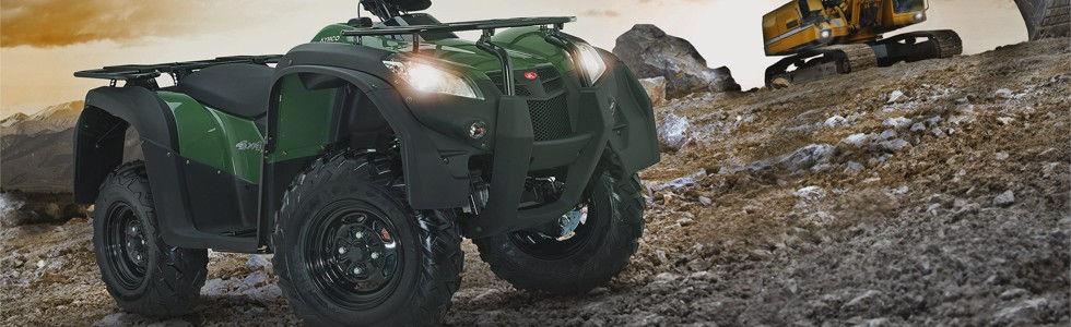Kymco ATV MXU 450cc Kavos Quad Rentals.j