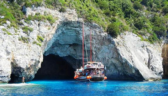 Captain Theo's Mythical Cruise - Poseido