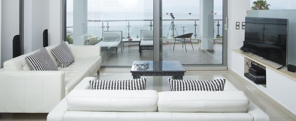 Best Villa In Corfu Greece - Luxury Accommodations In Corfu - La Pearl Villa Messonghi