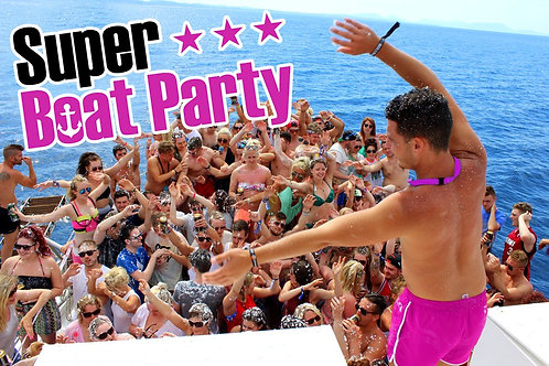 Super Boat Party 2020 | Captain Theo | Kavos | June 06 Sat | Ticket