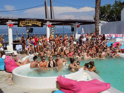 Quayside Village Hotel Kavos Corfu - Greek Party Resorts - Kavos Corfu Pool Parties Kavos