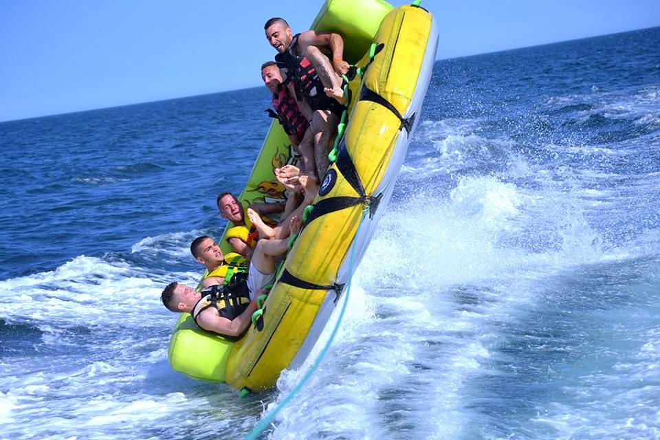 Kavos Crazy Sofa - Kavos Watersports - Kavos Beach Life - Kavos Summer - Kavos Activities