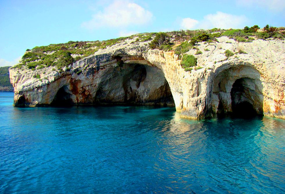 Poseidon's Bay - Saturday Boat Trip From Kavos corfu - Kavos Attractions - Explore The Ionian Sea -
