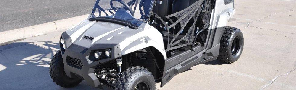 Odes UTV Beach Buggy 150cc Kavos Corfu R