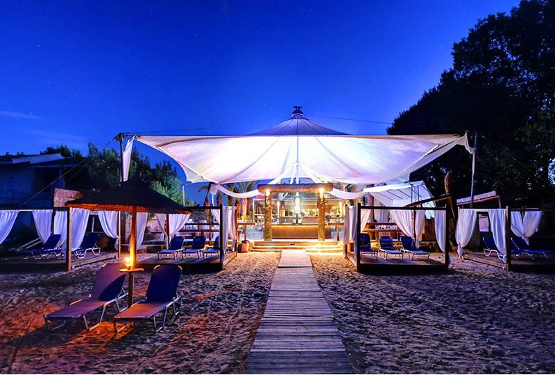 Bamboo Beach Club - Island Beach Resort Kavos Corfu