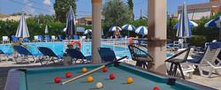 Hotels With Pool In Corfu Greece - Gemini Hotel Messonghi - Accommodations In Corfu Greece