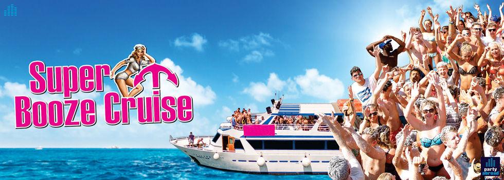Kavos Boat Parties, Super Booze Cruise Kavos Corfu.