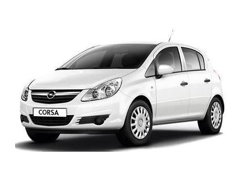 1200cc | Opel Corsa | 5 Passenger | Kavos Car Rental | September 2018