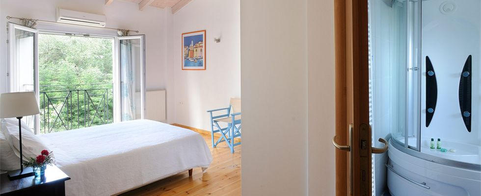 The Best Summer Villas In Corfu - Villa Ricci At Avlaki Beach - Great Accommodations In Corfu