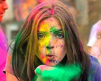 Holi Colours Powder Party - Atlantis Bea