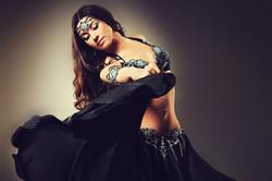 Kavos Belly Dancer - Kavos Corfu Performers Hiring