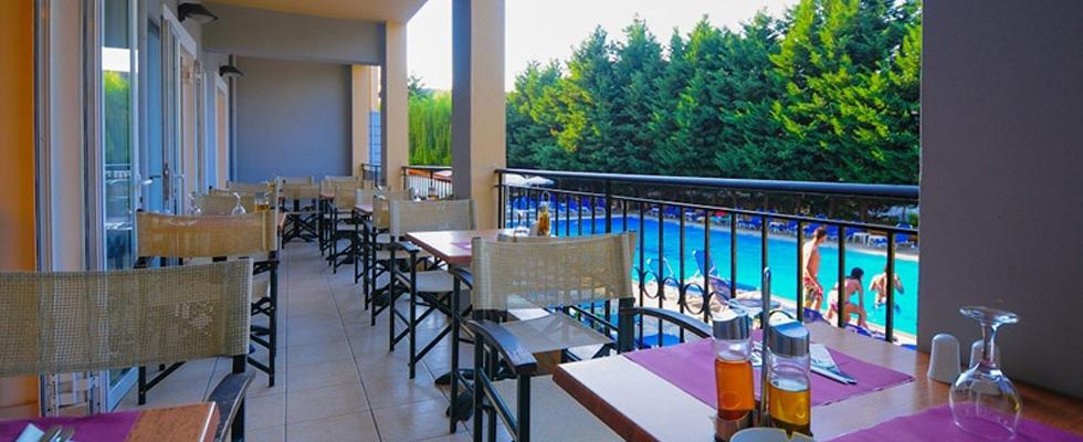 Accommodations In Corfu Greece - Hellinis Hotel Kanoni Corfu - Hotels In Corfu Greece