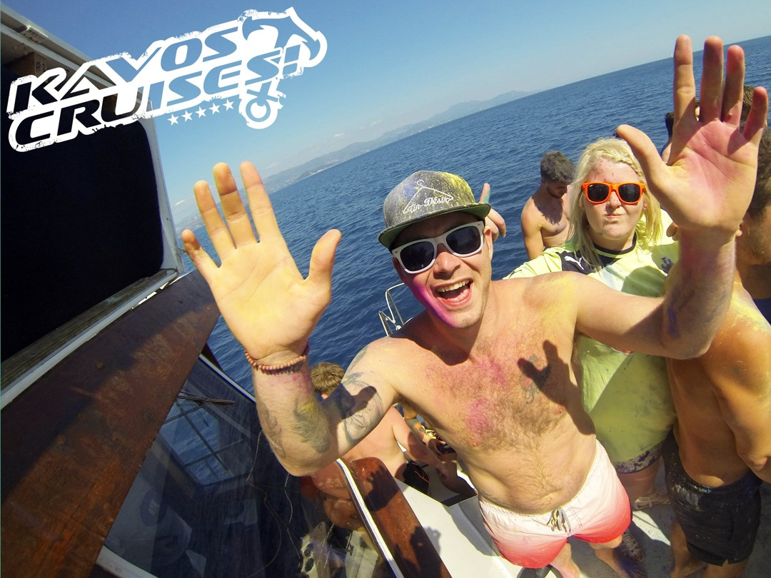 Booze Cruise Party Abroad Kavos Tickets Bookings