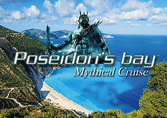 Poseidon's Bay | Kavos Trips | Kavos Excursions | Explore Posidon's Bay And Caves | Big Kavos Attraction | Mythical Cruise Kavos Corfu | Must Do Boat Trip Kavos Corfu | Paxos Island | Vrikka Beach | Lakka Bay | Voutoumi Beach
