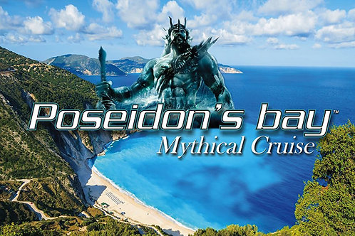 Poseidon's Bay | Mythical Cruise | Kavos | E-Ticket | Aug 2021