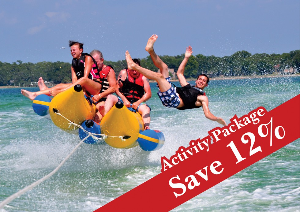 Kavos Activity Package