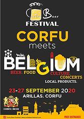 Corfu Beer Festival 2020 | Corfu Meets Belgium