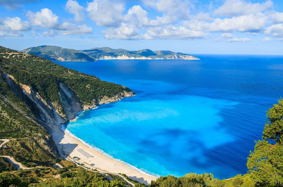 Poseidon's Bay And Caves - Kavos Corfu Boat Trips - Kavos Excursions - Explore Poseidon's Bay - Disc