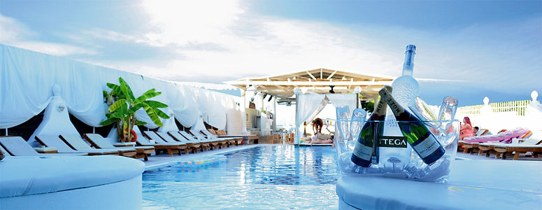 Kavos Beach Club Services | VIP Seating And Services For Kavos Beach Clubs