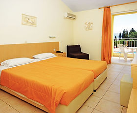 Hotels Kavos Corfu | Olympion Village | Quality Accommodations