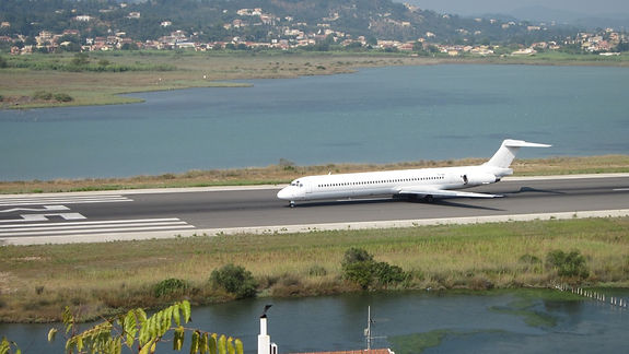Corfu Airport News