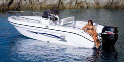 Blue Diamond | Kavos Boat Rental | E