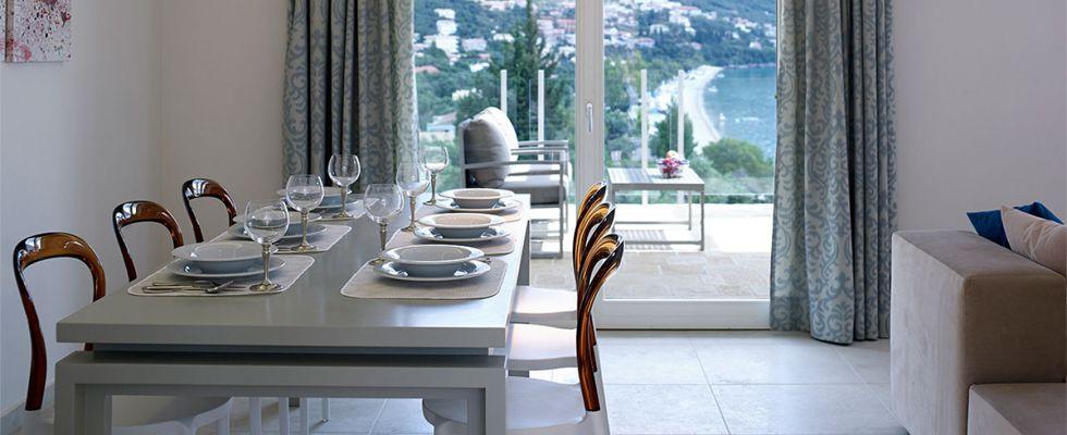The Best Villas In Corfu - Villa Conti In Barbati - Villas With Stunning View In Corfu
