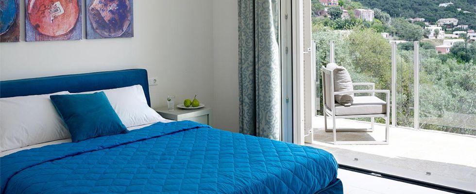 Good Looking Villas In Greece - Villa Conti In Barbati Corfu - Amazing Quality Villas In Corfu