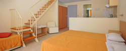 Olympion Village Kavos Hotel - Places To Stay In Kavos - Rooms For Rent Kavos